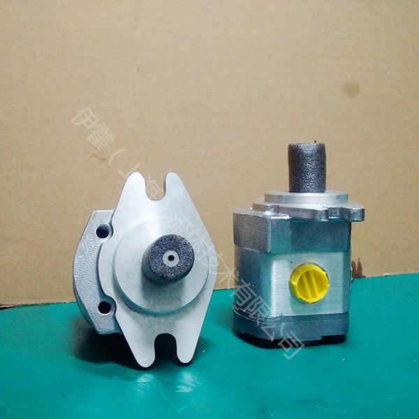 齿轮泵4系列