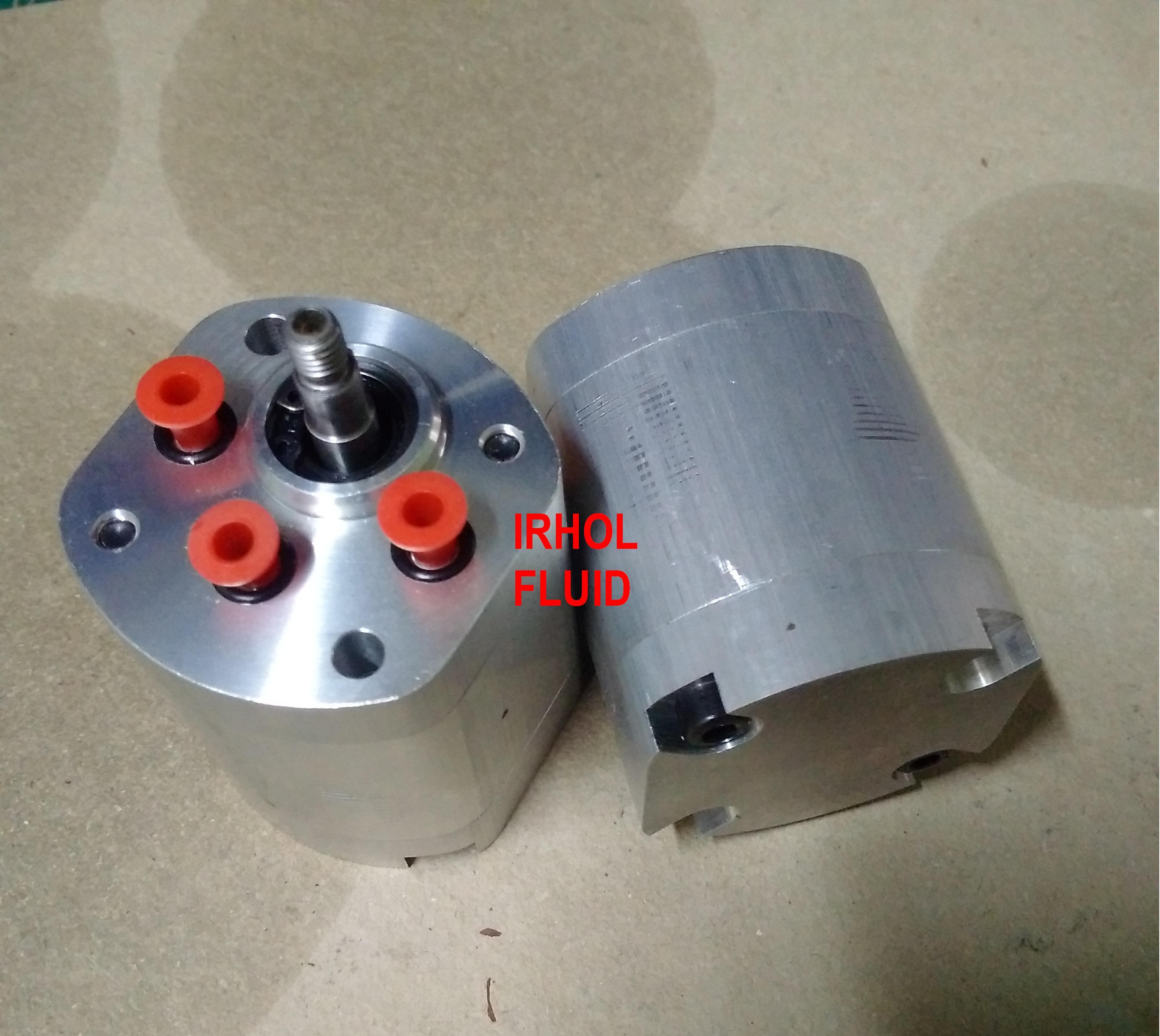 齿轮泵0.5系列